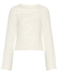See by Chloe See By Chlo Crew Neck Cotton Sweater
