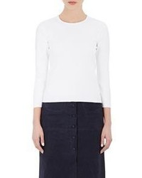 Barneys New York Shrunken Fit Sweater