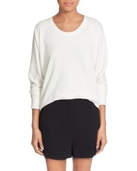 Alexander Wang T By French Terry Sweatshirt