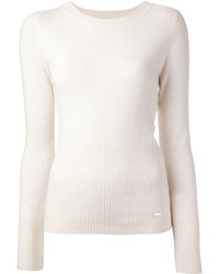 Tory Burch Ribbed Sweater