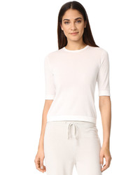 TSE Cashmere Crew Neck Top