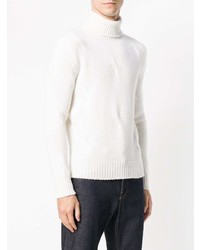 La Fileria For D'aniello Turtle Neck Jumper