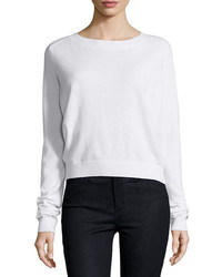 Vince Crewneck Cashmere Pullover Sweater