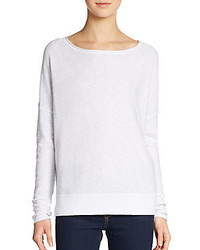 Vince Slub Cotton Sweater