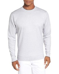 Walker tipped pima cotton long sleeve t shirt medium 792355