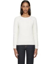 Earnest Sewn White Tourmaline Sweater