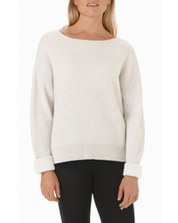 The White Company Wool Cashmere Pullover Sweater