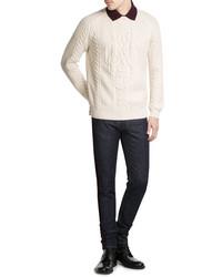 Alexander McQueen Wool Pullover