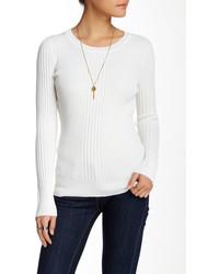 Yoki Basic Scoop Neck Sweater
