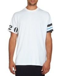 Givenchy Arm Accented Crewneck Tee
