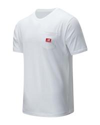 New Balance Athletics Pocket T Shirt