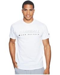 New Balance Baseball Speed Tee T Shirt