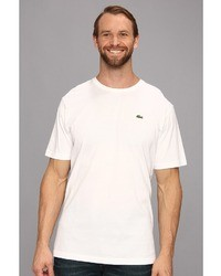 Lacoste Big Ss Jersey Crew Neck T Shirt