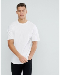 Tom Tailor Boxy Fit T Shirt With Dropped Shoulder