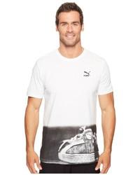 Puma Brand Photo Tee T Shirt