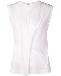 Calvin Klein Collection Folded T Shirt