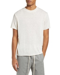 Twenty Commune Raw Hem T Shirt