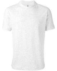 Brunello Cucinelli Crew Neck T Shirt