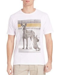 Palm Angels Dogs Tee
