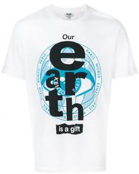 Kenzo Earth T Shirt