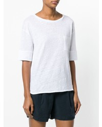 Woolrich Half Sleeves T Shirt