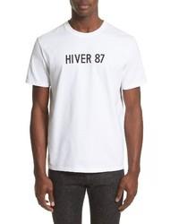 A.P.C. Hiver 87 T Shirt