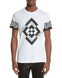 Versace Jeans Greek Key Crewneck T Shirt