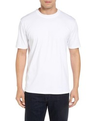 Robert Talbott Liquid Jersey Pima Cotton Crewneck T Shirt