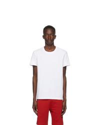 Balmain Logo Sleeve T Shirt