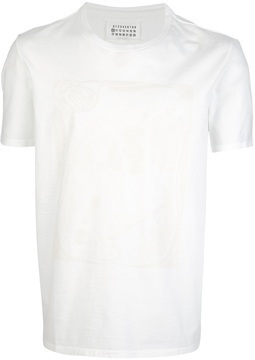 Maison Martin Margiela Classic Crew Neck T Shirt