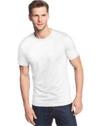 Michael Kors Michl Kors Liquid Cotton V Neck T Shirt