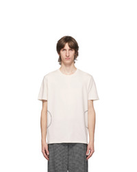 Carlota Barrera Off White Circles T Shirt