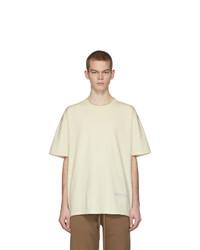 Essentials Off White Core T Shirt