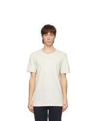 Paul Smith Off White Crewneck T Shirt