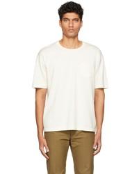 VISVIM Off White Jumbo T Shirt