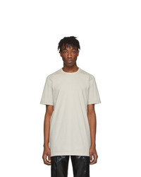 Rick Owens Off White Level T Shirt