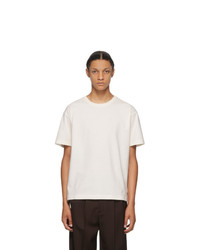 Bottega Veneta Off White Oversize T Shirt