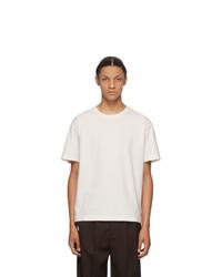 Bottega Veneta Off White Oversize T Shirt