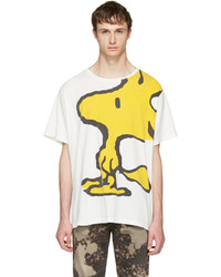 Gucci Off White Woodstock T Shirt