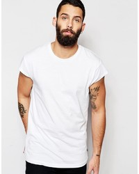 ONLY & SONS Only And Sons T Shirt With Capped Sleeve