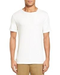 Vince Raw Edge Crewneck T Shirt