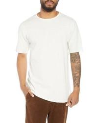 Hudson Jeans Regular Fit Elongated T Shirt