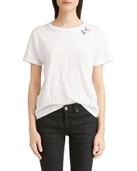 Saint Laurent S L Tee