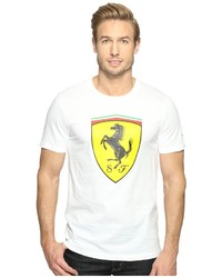 Puma Sf Big Shield Tee T Shirt