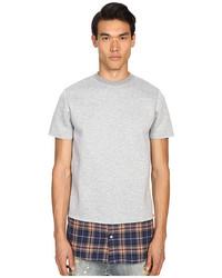 Mostly Heard Rarely Seen Shirt Hem Neoprene Tee