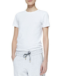 Brunello Cucinelli Short Sleeve Crewneck Tee