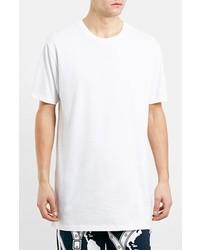 Topman Slim Longline T Shirt
