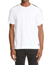 Z Zegna Stripe Cotton T Shirt
