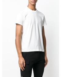 Rick Owens Stud Detailed T Shirt