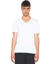 Alexander Wang T By Classic Low Neck Tee